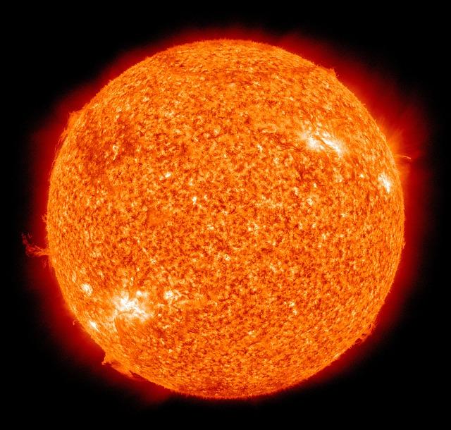 Vår stjärna solen
