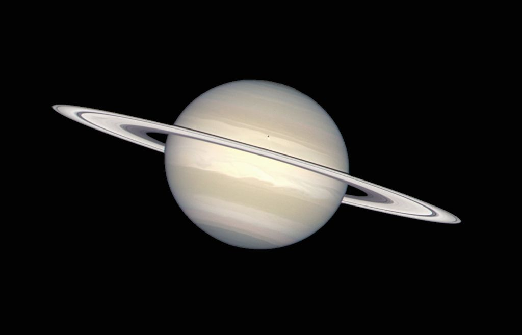 Planeten saturnus