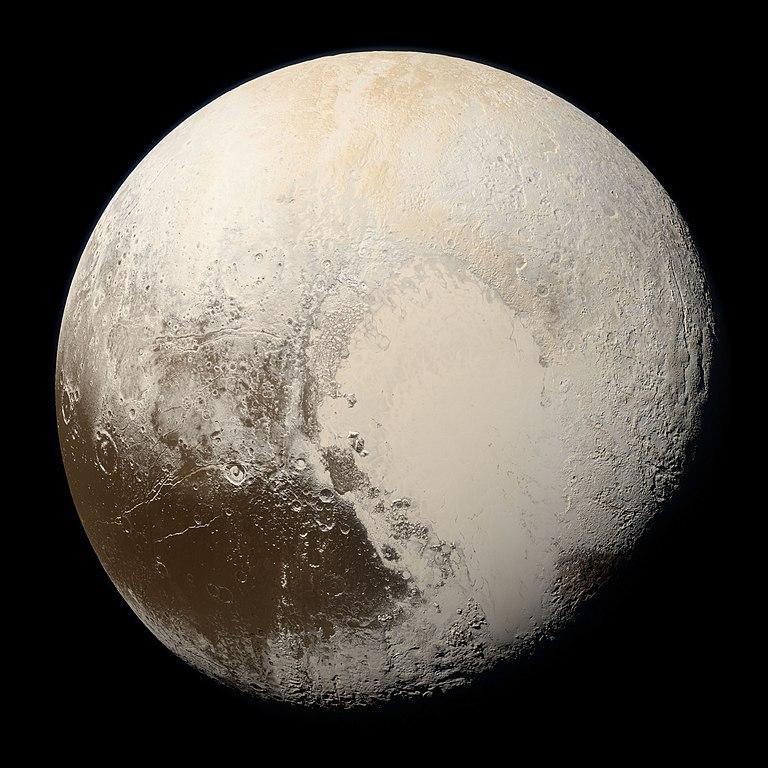 Dvärgplaneten pluto