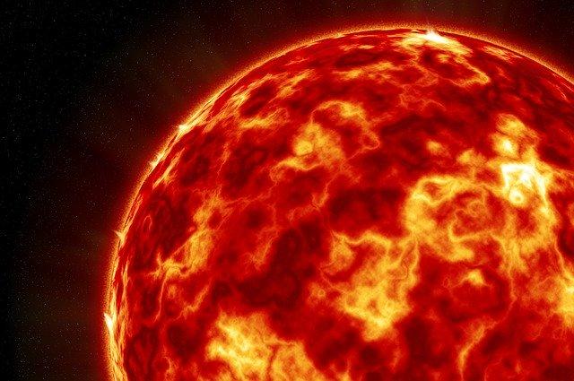 Solen, vår alldeles egna stjärna